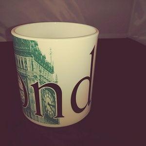 Starbucks London 2002 City Mug Collectors Series
